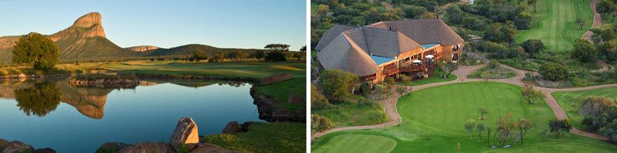 3 Day Limpopo Golf Tour
