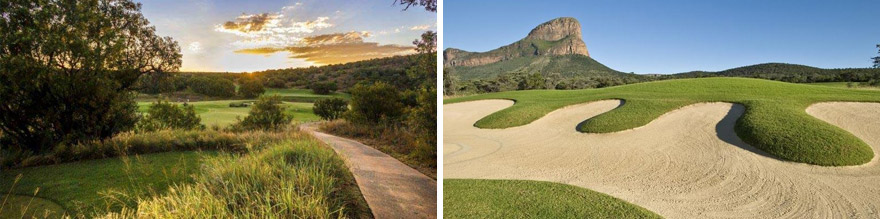 7 Day Limpopo Golf Tour