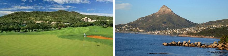 14 Day Sun City Cape Town Golf