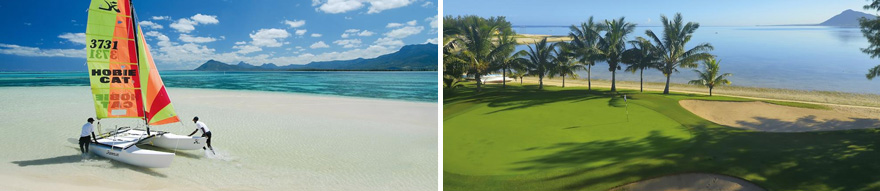 8 Day Mauritius - 5* Le Paradis Golf Resort
