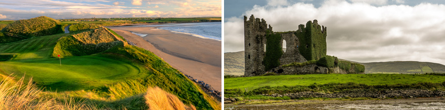 9 day South West Ireland Golf Tour