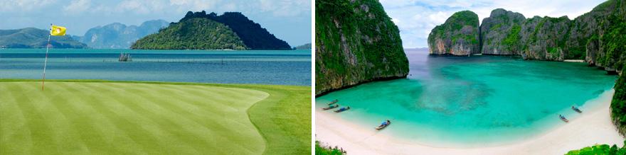 9 day Phuket Thailand Golf Tour