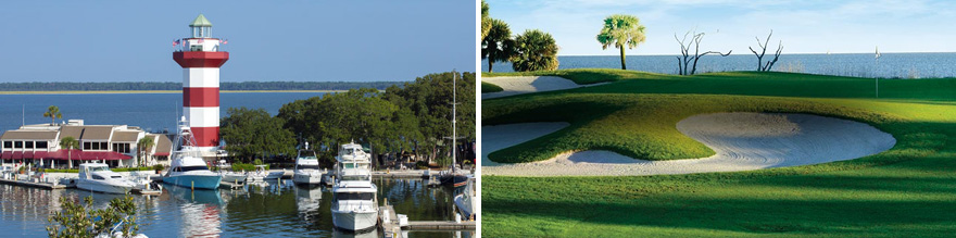 9 day South Carolina Hilton Head Golf Package