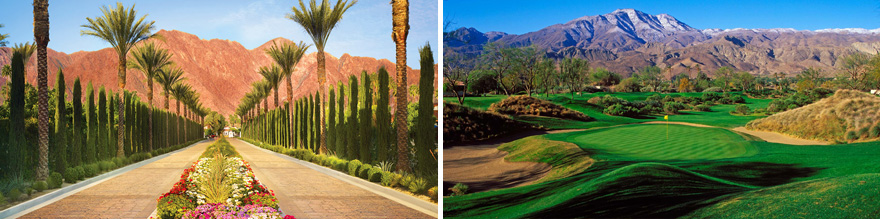 9 Day Palm Springs Golf Package