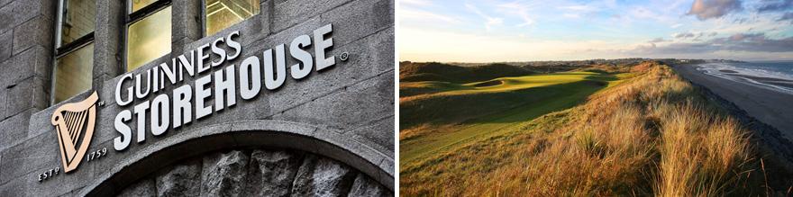 Golf South East Ireland